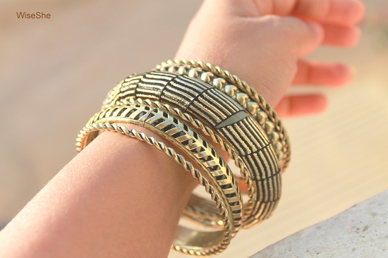 Metallic-Bangle-set-2