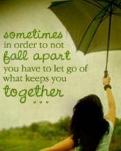 rainy girls quotes facebook profile pictures