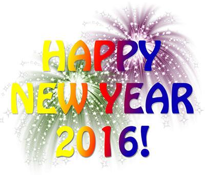 New year 2016 profile pictures