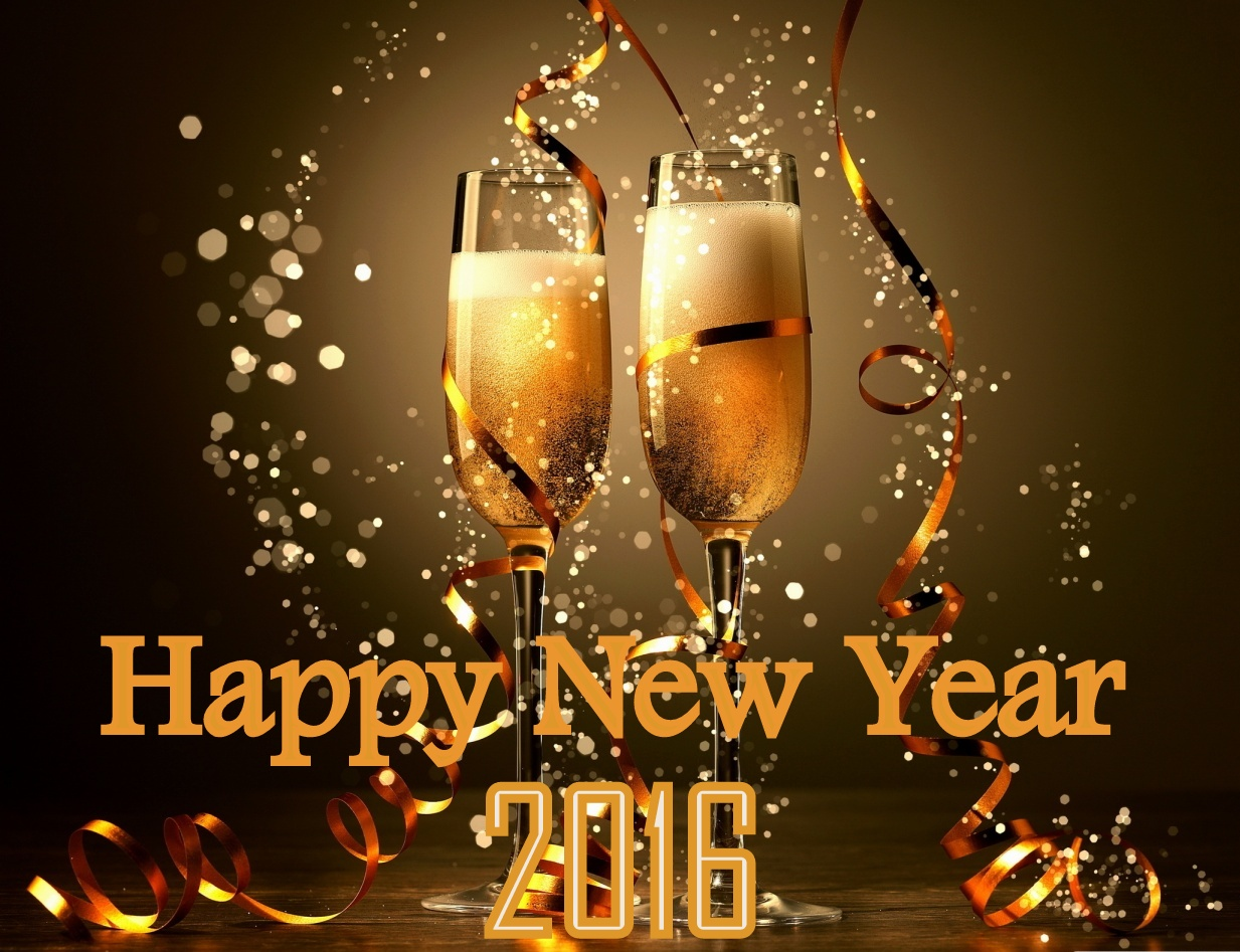 2016 new year wallpapers