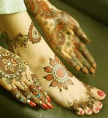 Beautiful Mehndi Girls Profile Pictures