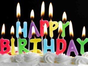 colourfull happy birthday facebook profile pictures