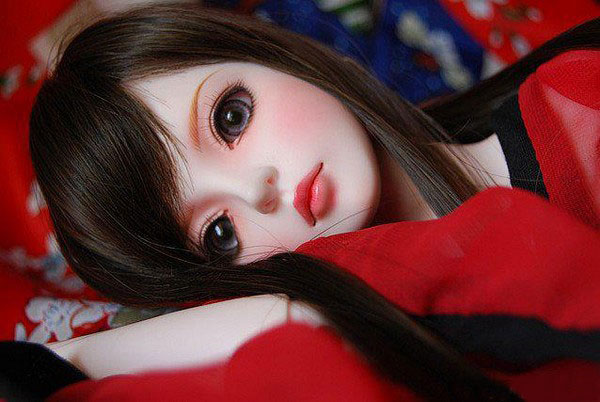 sad cute barbie dolls girls facebook profile pictures