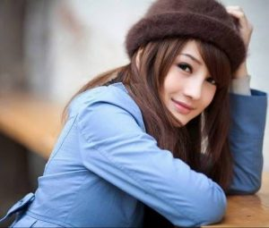 cute stylish winter girls facebook profile pictures