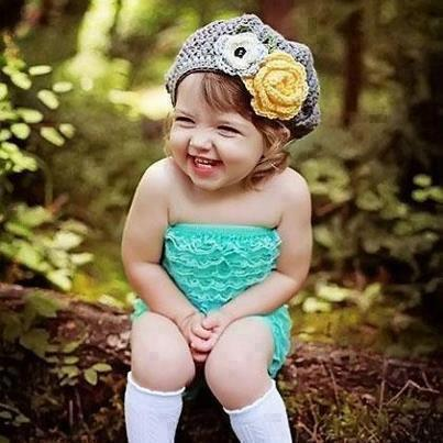 Lovely cute and Awesome baby girls FB pictures