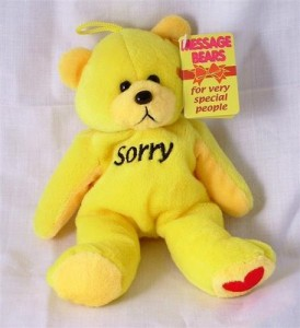 tedy beare sorry facebook display pictures
