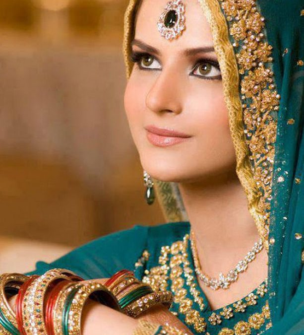 Pakistani Girls marriage Profile Pictures For Facebook