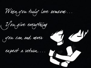 love quotes for timeline